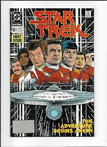 Star Trek #1,2,3,4,5,6,7,8,9,10,11,12 (1989) #1-12 High grade NM+ 9.6