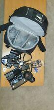 Nikon D70S Digital SLR Camera Bundle Lowepro Orion Trekker II 2 Lenses...