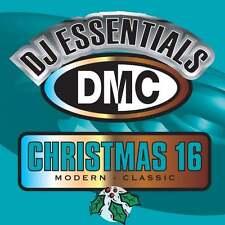 DMC DJ Essentials Christmas Vol 16 - Modern And Classic Xmas Cuts CD