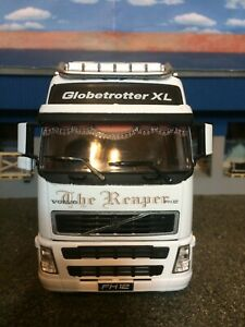 1:32 Scale Truck Curtains, Red, Blue,Black, Grey, Scania, Volvo, Code 3, B/NEW.