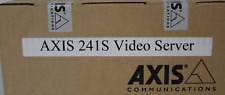 AXIS 241S Video Server 0186-004