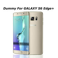 Non Working Display Dummy Phone Model For Samsung Galaxy S6 Plus Edge+ Gold