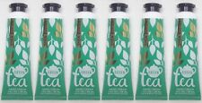 6 Bath Body Works GREEN TEA Shea Hand Cream Lotion Travel Mini 1 oz