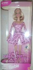 BARBIE WITH LOVE... 1999 SPECIAL EDITION NRFB NEW BOX IS NOT PERFECT