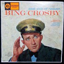BING CROSBY - EAST SIDE OF HEAVEN VINYL LP AUSTRALIA