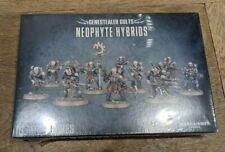 Genestealer Cults Neophyte Hybrids Warhammer 40k