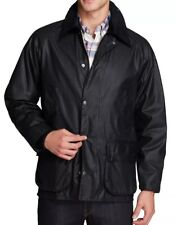 Barbour Men's Bedale Waxed Jacket - Size_42