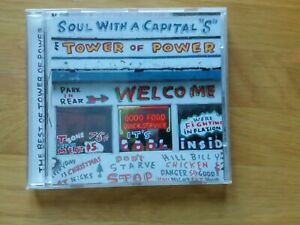 Tower of Power : Soul With a Capital 'S' CD (2002) Excellent Condition.