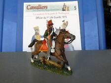 SOLDAT NAPOLEON DEL PRADO N° 31 CAVALIER HUSSARD AUTRICHIEN EN 1814