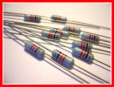 10-Pack MEPCO / ELECTRA RN60D 1K OHM 2% 1/2W PRECISION METAL FILM RESISTOR