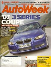 AUTOWEEK - July 31, 2006 - BMW 3 series Coupe