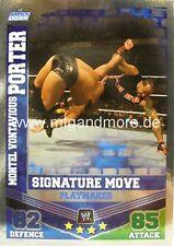 Slam ATTAX Mayhem #024 Montel PORTER-playmaker