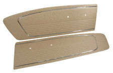 1966 Ford Mustang Standard Door Panels- PARCHMENT