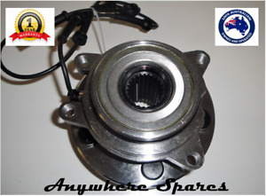 Land Rover Discovery 2 Front Wheel Bearing Hub and ABS Sensor replaces TAY100060