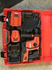 Hilti TE6A-22 Sds Drill With Two B22/5.2 Li-ion Batteries,chargerand Case