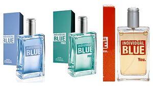 Avon Individual Blue EDT Eau de Toilette Spray For Him You / Free / Casual New