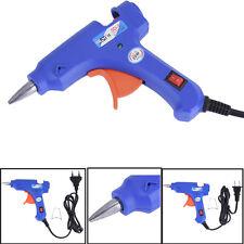 20W Hot Melt Glue Gun Stick Heater Trigger Electric Heat Repair Tool Craft Kit