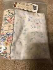 Longaberger Row Your Boat Basket Liner - Spring Floral