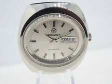 New Old Stock Rodania Men's 25 Jewel Automatic Wrist Watch Caliber ETA 2846