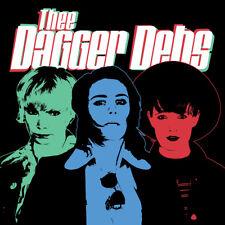Thee poignard Debs-Thee poignard Debs Lp ** PUB ROCK/PUNK/GARAGE **