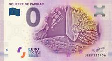 Billet Touristique 0 Euro - Gouffre de Padirac- 2019-2