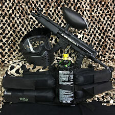 NEW Empire BT-4 Delta EPIC Paintball Marker Gun Package Kit - Black