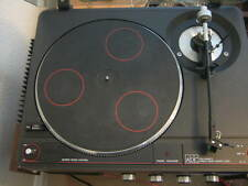 Vintage ADC 1700 / NAD 5020 DD Turntable - Made in UK w/ AT Cartridge - WORKING