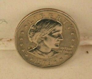 Susan B Anthony One Dollar 1979 COIN