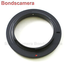 49 mm 49mm Macro Reverse Lens Mount Adapter Ring For Nikon F camera Df D750 D810