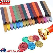 10pcs Sealing Seal Wax Stick Candle Envelope Wedding Invitation Stamp LetterCard