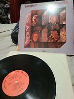 BACHMAN-TURNER OVERDRIVE 2 II LP SHRINK HYPE STICKER EX VINYL SRM-1-696