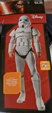Storm Trooper Star Wars Adult Costume Sz L 42-44 With Mask