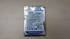 WESTERN DIGITAL WD3200BPVT-22JJ5TO 320GB DCM: SHMVJGB 2.5 Sata Laptop Hard Drive