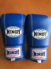 Windy Bag Gloves Tbg-1, Large, Sparring Training Muay Thai Boxing Mma