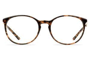 IWEAR 5083 Round Plastic Glasses & Metal Sides Prescription Lens 51-18-145 | New