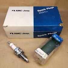 NOS AMC BRAND SPARK PLUG FOR JEEP CJ5