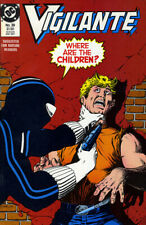 VIGILANTE #39 NM 1987 P.Kupperberg T.Smith R.Magyar DC COMICS *ShipFree w$35 Com