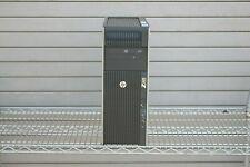 HP Z620 Workstation 1 x SIX CORE 3.50GHz E5-1650V2 16GB RAM 500GB SATA TOWER COA