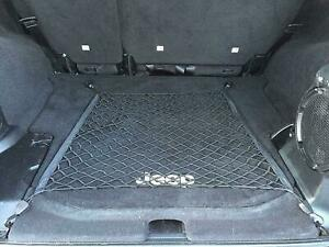 Floor Trunk Mesh Cargo Net for JEEP WRANGLER Unlimited Utility 4-Door 2007-2017