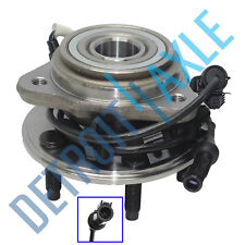 New Front Wheel Hub and Bearing Assembly for Ford Explorer 4WD 4x4 AWD w/ ABS