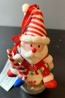 Bath And Body Works Santa Cupcake Magentic Candle Topper