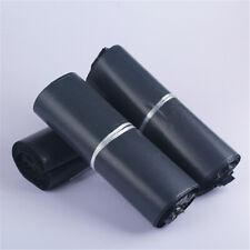 25pcs Black Poly Mailers Shipping Envelopes Self Sealing Plastic Mailing Bag
