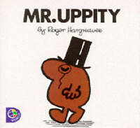 Mr.Uppity (Mr. Men Library), Hargreaves, Roger , Acceptable | Fast Delivery