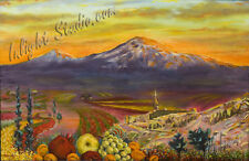 mount Ararat oil canvas from artist art Image picture poster