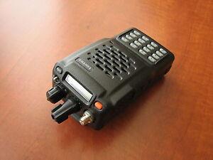 Professional Yaesu Vertex Standard VX800V(K) EEx transceiver w keypad & battery