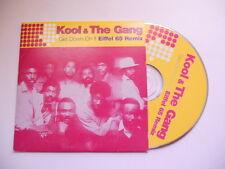 Kool & the gang / get down on it (Eiffel 65 remix) - cd single