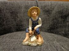 Royal Doulton Tom Sawyer Figurine Hn2926 1981 No Box