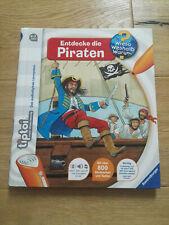 Ravensburger Tiptoi Lernbuch Entdecke die Piraten