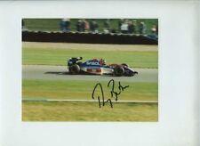 Thierry Boutsen Jordan 193 European Grand Prix 1993 Signed Photograph 2