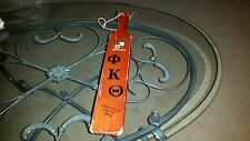 Butler University Christmas Dance 1964 Phi Kappa Theta fraternity paddle